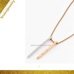 Simple accesorio de moda joyas collar de regalo de promoción