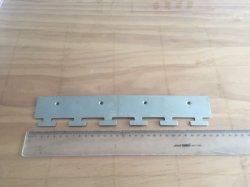 Crochet de suspension en acier inoxydable pour le PVC Bande Rideau
