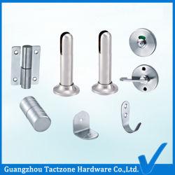 Armoire de toilette de vente chaude Partition Accessoires en acier inoxydable