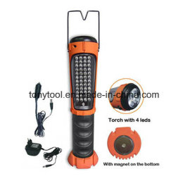 Meilleur service OEM ordinateur de poche LED rechargeable phare de travail magnétique, Portable LED phare de travail de voiture