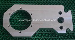 Partie en aluminium à usinage CNC personnalisé pour le modèle d'hélicoptère