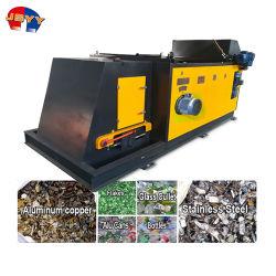 Metais não Ferrosos alumínio máquinas de triagem de vidro plástico Zorba Iba Eddy Current Máquina do Separador