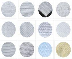 Tessuto Non Tessuto Spunlace In Viscosa/Poliestere Di Alta Qualità Per Salviette Per La Pulizia