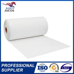 Papier de fibres de céramique pour la fusion de verre