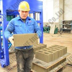 La bordure de route de pierresMachine de moulage par bloc Qt5-15 automatique Prix machine à fabriquer des blocs creux Philippines