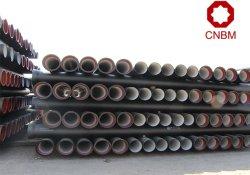 Tubo de ferro fundido cinzento e conexões en877/ ASTM A888 para o abastecimento de água