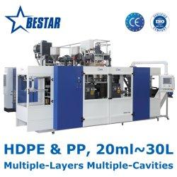 De Automatische Plastic Fles die van Bestar Machine voor HDPE pp maakt