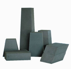 O cálcio de tijolos de magnésia
