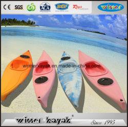 Muy fácil de manejar para los niños Canoa Kayak de Mar