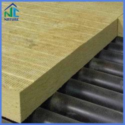 石のミネラルウールの耐熱性絶縁体、カスタマイズされる岩綿のボードの密度70-100kg/M3 1000X600X25/50のサイズ暖かい建物のためのRockwoolシート