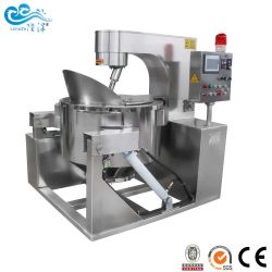 China-Marke Popcorn gebildet, elektrisches Heizöl maschinell zu bearbeiten, heißes gebuttertes Pilz-Caramle gewürztes Popcorn knallend