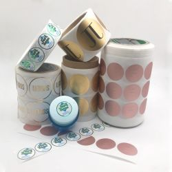 Impressão personalizada de Refrigerantes auto-adesivo Etiqueta garrafa de bebida energética adesivo impermeável Imprimir