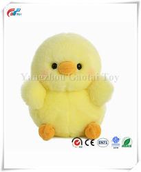 Chickadee Chick Rolly mascota de peluche de 5 pulg.