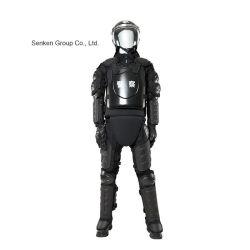 새 모델 군 장비 반대로 프레임 폭동 진압용 장비