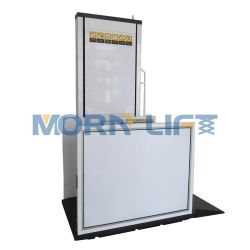 5.2m 유압 수직 소형 홈 리프트 플랫폼(비활성화됨