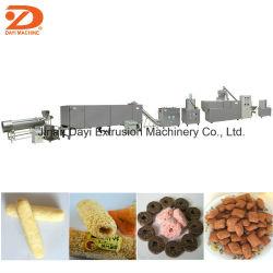Barra de chocolate Core Puff Enchimento Snacks Máquina alimentar