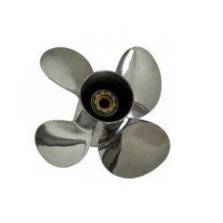 Aço inoxidável forjado 4 Hélice Blade