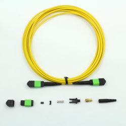 Сборки кабеля оптического волокна MPO/MTP для передачи данных