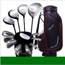 Meilleur prix promotionnels de vente chaude personnalisés pour l'ensemble du Club de golf pour hommes