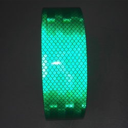 Точка C2 Утверждение автомобиль 3m светоотражающие автомобиль видимости маркировочную ленту для погрузчика