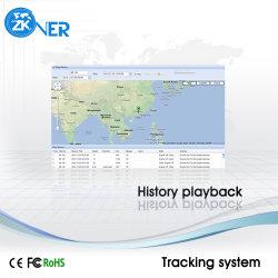 Suporte de Software de rastreamento de veículos GPS Idioma personalizado