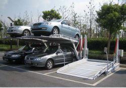 Estacionamento Hidráulico Automático Pjs Tipo de Elevação do manejo do parque automóvel de Duas Colunas para uso doméstico