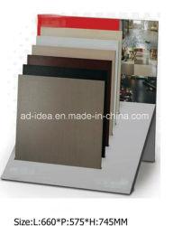 حامل شاشة/حامل شاشة معدني بتصميم بسيط مخصص للرخام/تجانب الجرانيت معرض