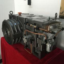 La caja de engranajes reductor de velocidad de reducción de la transmisión único tornillo extrusora de plástico de dientes endurecidos