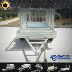 Ribaltatore leggero high-technology del lato del rimorchio del contenitore