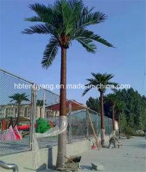 Tour artificielle ornementale de palmier