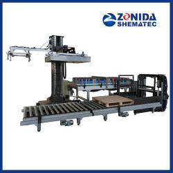 Полностью автоматическая координировать Palletizer Тин можно сделать машину металлическую тару механизма