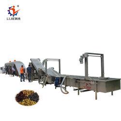 Lavatrici e asciugatrici completamente automatiche Raisin linea di processo Per la manipolazione di alimenti