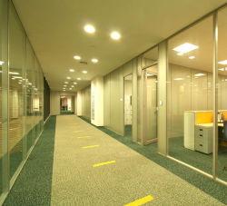 La partición de la oficina/aluminio Partición con construir en ciegos