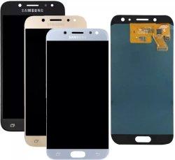 AAA качества ЖК-дисплей для мобильного телефона Samsung J530 ЖК сенсорный экран в сборе для оцифровки Samsung Galaxy J5 PRO 2017 J530 J530f J530FM регулируемый TFT ЖК-дисплей