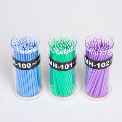 Het Plastic Katoen van uitstekende kwaliteit ontluikt Wimper Entend Gerichte Steriele Katoenen Zwabber