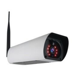 電池の動きの検出の安全IPのカメラで構築される太陽エネルギーFHD 1080P 4G無線CCTVのカメラ