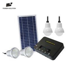 8W si dirigono il sistema di energia solare per l'illuminazione, il carico del telefono mobile