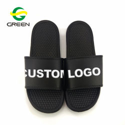 Greenshoe 최신 디자인 Mens 샌들 활주 신발 EVA 샌들 주문 활주 슬리퍼 남자 활주 샌들