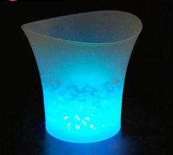 16 colori ricaricabili che cambiano la benna di ghiaccio impermeabile del LED per la promozione