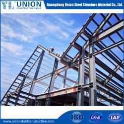 El bastidor de espacio para almacén de la estructura de acero prefabricados duraderos la construcción de casas prefabricadas