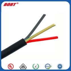 كبل سلك طاقة SVT قياسي 300 فولت 105C مع PVC جاكيت للغسيل