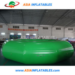 Водные виды спорта игры надувной батут Bouncer воды для водных аттракционов