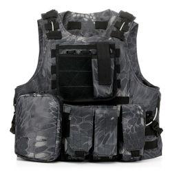 8 cores de agressão militar Esdy combate táctico Airsoft Vest