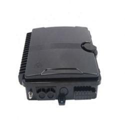 16 Core IP exterior 65 FTTH Council gorda Fibra Preto Distribuição Óptica Caixa Nap