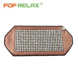 破裂音は遠い赤外線物理療法の自然なヒスイの石の健康のマットレスを緩める