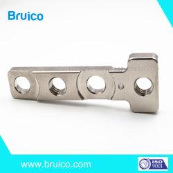 Alliage d'aluminium personnalisé CNC/ Placage autocatalytique au nickel en acier inoxydable Pièces de fraisage
