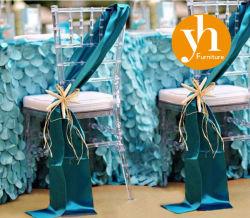 Современной мебелью роскошь кемпинг стул белый пляж сторона пластмассовых обеденный наращиваемые складной банкетный Picinc Кьявари бамбук свадьбы место Председателя