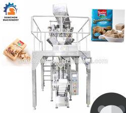 Автоматическая печенье закуска вафельной печенье упаковочные машины