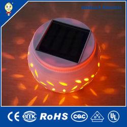 1W Ce UL Saso фарфора крышку красный светодиодный индикатор на солнечной энергии оформление подарков лампы сделаны в Китае в бар и ресторан, Kithchen, обеденный зал, клуб здоровья с двумя спальнями и освещение