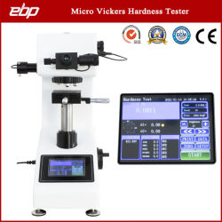 Vickers Indenter Vickers Scale ASTM E を使用したマイクロ硬さ試験装置 384